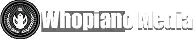 Whopiano Media logo